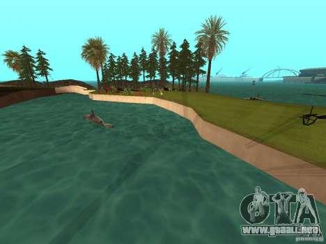 Kapu Pohaku Island v1.2 para GTA San Andreas segunda pantalla