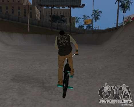 Tony Hawks Cole para GTA San Andreas tercera pantalla
