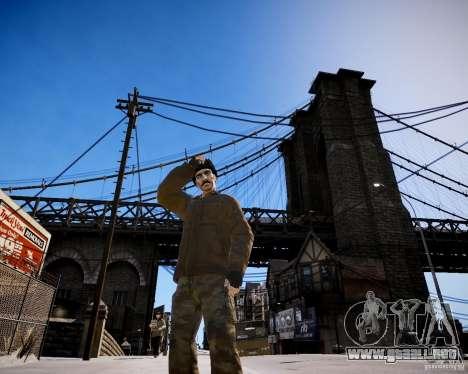 Niko - Stalin para GTA 4 sexto de pantalla