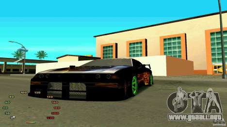 Elegía por fen1x para GTA San Andreas