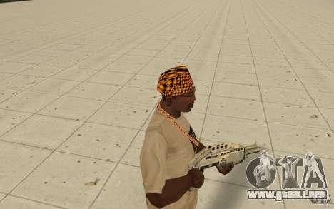 Descendencia de Bandana para GTA San Andreas segunda pantalla