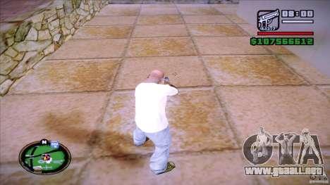 HUD by Mr.Shadow para GTA San Andreas tercera pantalla