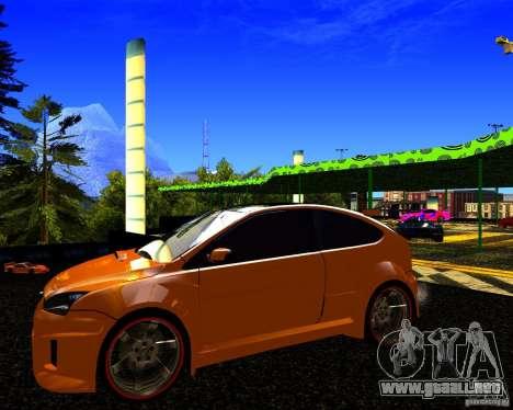 Ford Focus ST Racing Edition para GTA San Andreas