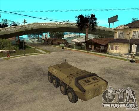 La APC de l. a. t. s. k. e. R para GTA San Andreas left