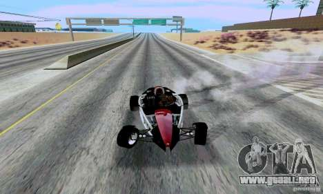 Ariel Atom para la visión correcta GTA San Andreas