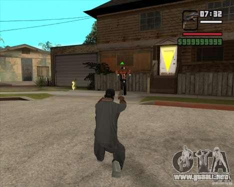 Hudra para GTA San Andreas tercera pantalla