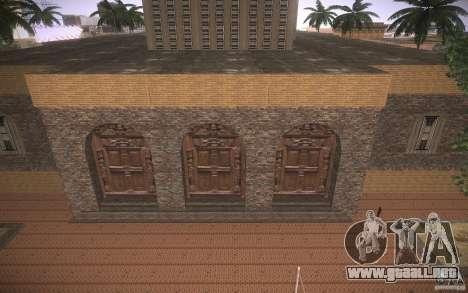 Meria HD para GTA San Andreas quinta pantalla