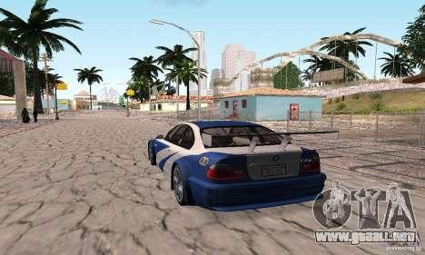 New Groove by hanan2106 para GTA San Andreas quinta pantalla