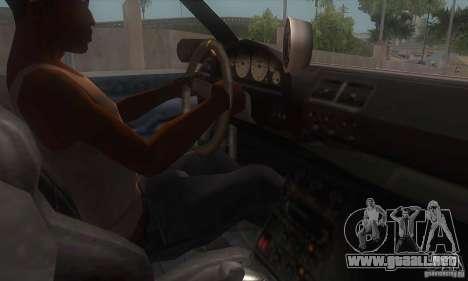 New Sultan HD para visión interna GTA San Andreas