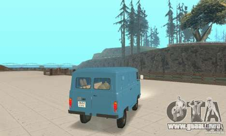 UAZ-3741 para GTA San Andreas left