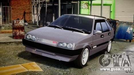 Vaz-2109 Samara 1999 para GTA 4