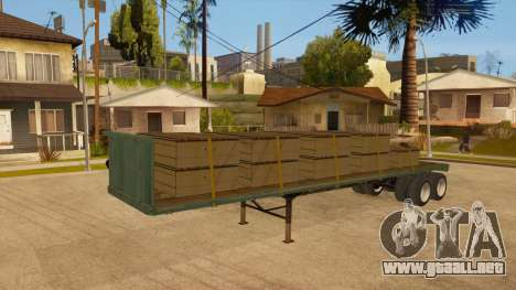 Arrastre para la visión correcta GTA San Andreas