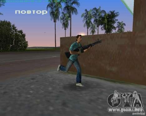 La nueva M-60 para GTA Vice City sexta pantalla