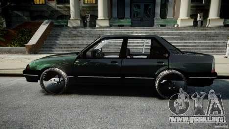 Chevrolet Monza GLS 96 para GTA 4 left