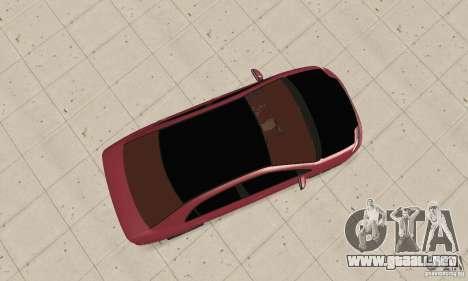 Toyota Corolla Tuning para la visión correcta GTA San Andreas