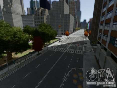 HD Roads 2013 para GTA 4 novena de pantalla
