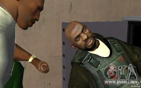 Nuevo humo para GTA San Andreas tercera pantalla