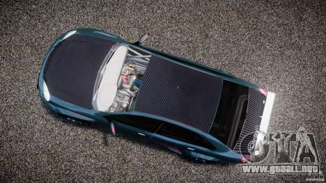 Chevrolet Lacetti WTCC Street Tun [Beta] para GTA 4 visión correcta