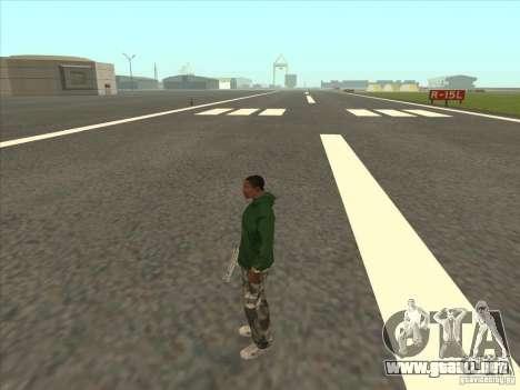 Teletransporte a un marcador para GTA San Andreas sucesivamente de pantalla