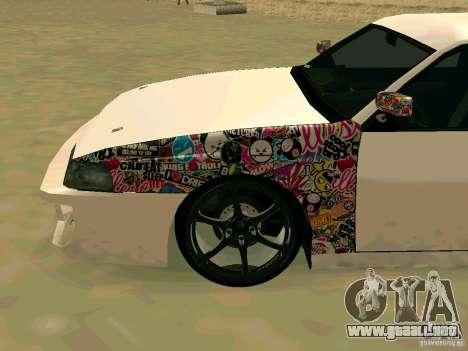 New Sultan v1.0 para la visión correcta GTA San Andreas