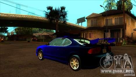 Oldsmobile Alero 2003 para el motor de GTA San Andreas