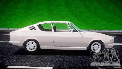 Audi 100 Coupe S para GTA 4 left
