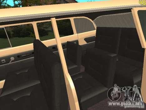 GAS 13 para visión interna GTA San Andreas