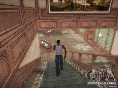 Biblioteca-mapa de Point Blank para GTA San Andreas segunda pantalla