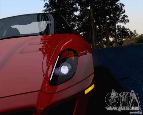 ENBSeries by ibilnaz v 3.0 para GTA San Andreas tercera pantalla