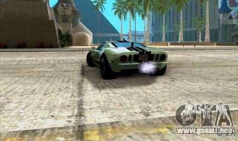ENBSeries by HunterBoobs v1.2 para GTA San Andreas tercera pantalla