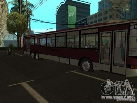 Volzhanin 6270 para GTA San Andreas left