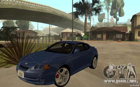 Hyundai Tiburon Jc2 para GTA San Andreas
