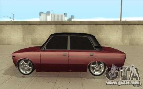Lada 2106 Vaz para GTA San Andreas left