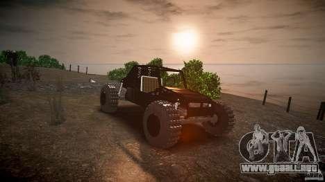Buggy beta para GTA 4