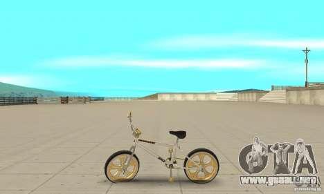 Spin Wheel BMX v2 para GTA San Andreas left