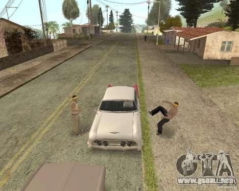More Hostile Gangs 1.0 para GTA San Andreas séptima pantalla