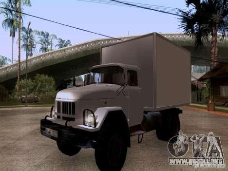 ZIL 131 para GTA San Andreas
