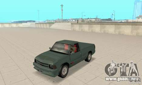 Chevrolet SS10 1994-1995 para GTA San Andreas