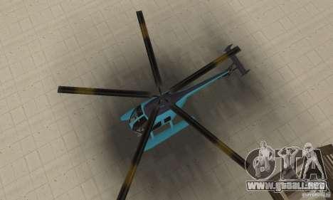Nuevo Seaspar para la visión correcta GTA San Andreas
