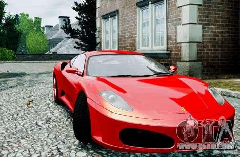 Ferrari F430 para GTA 4 visión correcta