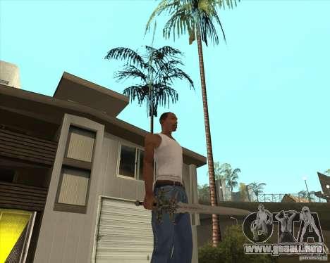 Frost morn para GTA San Andreas segunda pantalla