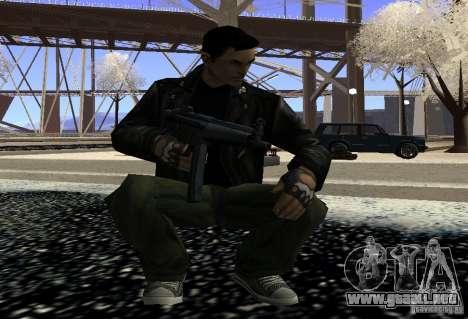 Nuevas animaciones 2012 para GTA San Andreas tercera pantalla