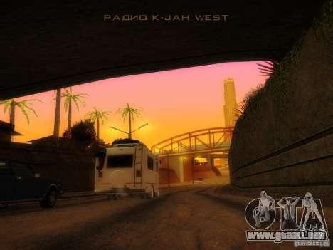 Journey para GTA San Andreas vista posterior izquierda