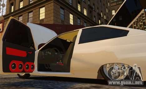 VAZ-2112 Coupe para GTA 4