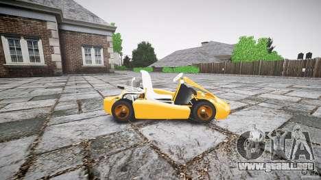 Karting para GTA 4 left