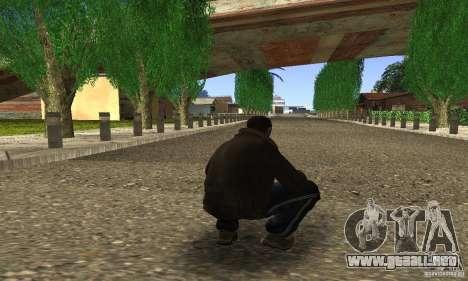 Grove street Final para GTA San Andreas segunda pantalla