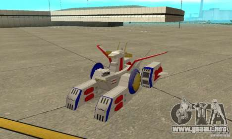 White Base 2 para GTA San Andreas