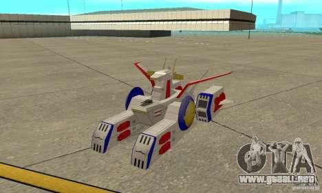 White Base 2 para GTA San Andreas