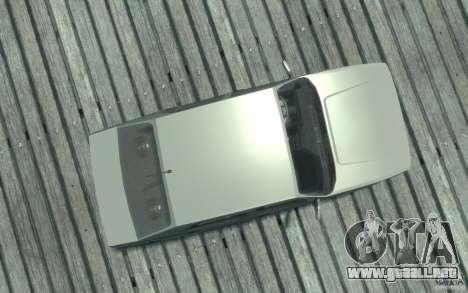 Alfa Romeo 75 para GTA 4 visión correcta