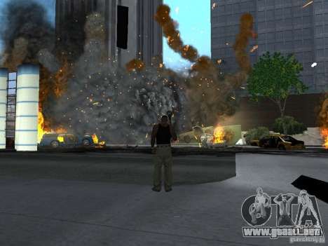 Overdose Effects v 1.4 para GTA San Andreas